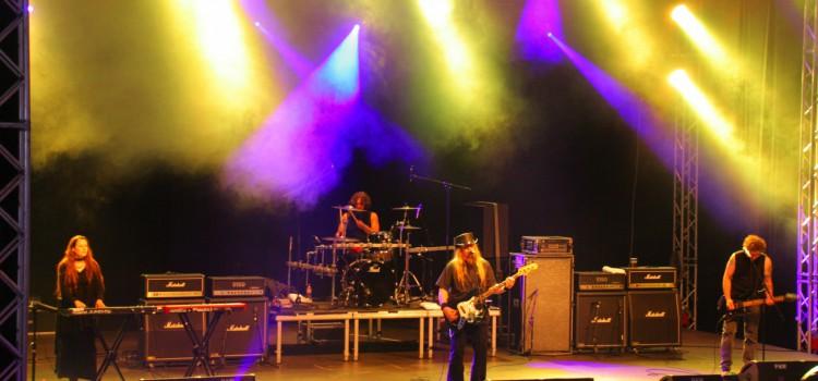 OUT & LOUD 2014 – Kleines Festival – Große Bands