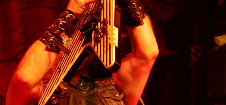 Black Label Society rockten Frankfurt