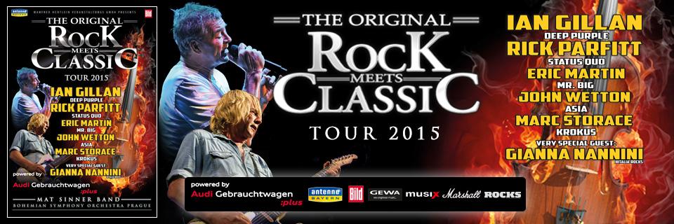 ROCK MEETS CLASSIC 2015