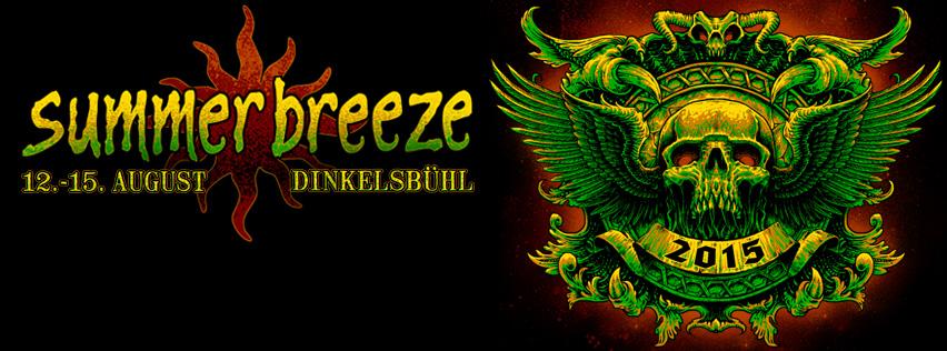 SUMMER BREEZE 2015 – Das zweitgrößte Metal Festival Europas im malerischen Dinkelsbühl