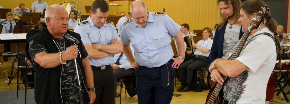 U.D.O. treten in Wacken mit dem Musikkorps der Bundeswehr auf – inkl. Interview mit Udo Dirkschneider