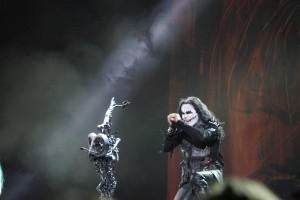 Cradle Of Filth, Foto: Lydia Polwin-Plass