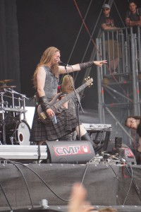 Ensiferum, SUMMER BREEZE 2015, Foto: Lydia Polwin-Plass