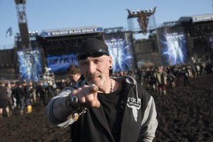Rainer Biesinger, der Heavy Metal Coach in Wacken