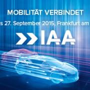 IAA 2015 – Ein faszinierender Blick auf die Mobilität von morgen