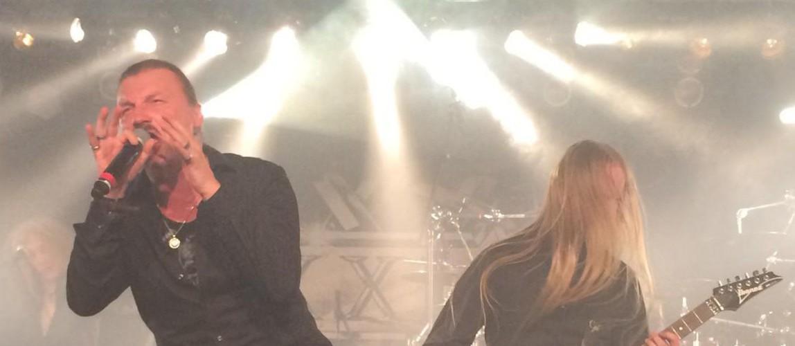 """AXXIS – Live-DVD """"25 Years Of Rock & Power"""" erscheint am 9.10.2015"""