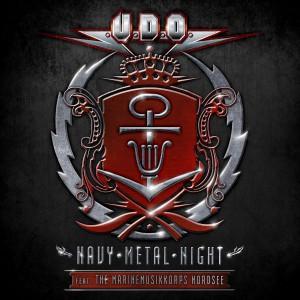 """Cover der Live-DVD der """"Navy Metal Night"""""""