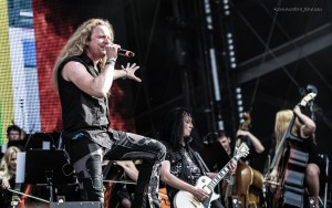 Herbie Langhans mit Rock Meets Classic in Wacken, Foto: Kommodore Johnsen