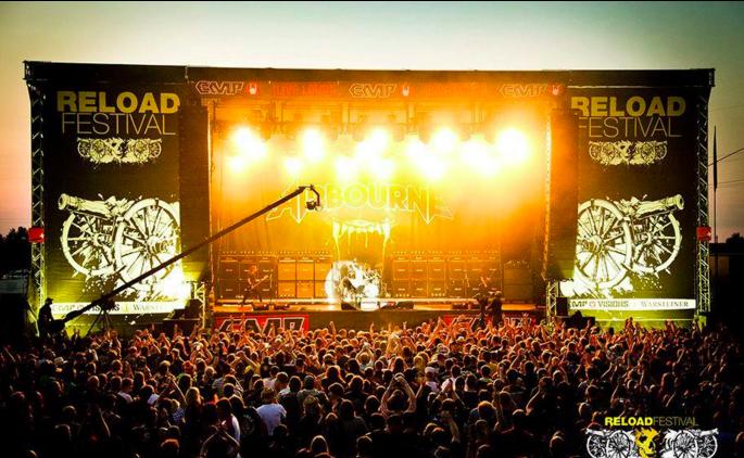 Reload Festival 2016 – Die ersten Bands sind bestätigt