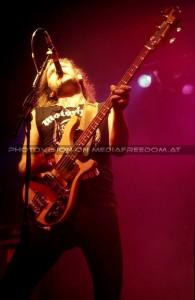 Lemmy Kilmister 1991, Titel: Overkill, Foto: Charly Swoboda