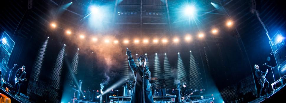 """EISBRECHER – """"Schock Live"""" – Der Konzertfilm, seit 25. September auf DVD"""