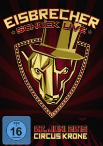 Eisbrecher Schock Live