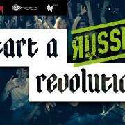 START A RUSSIAN REVOLUTION – Der Dokumentarfilm mit Metalgeschmack