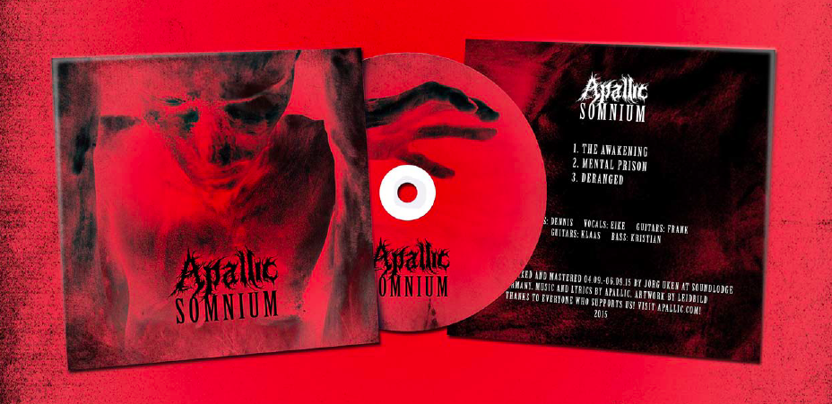"""Apallic plant erstes Album der Bandgeschichte – Das Konzeptalbum """"Somnium"""""""