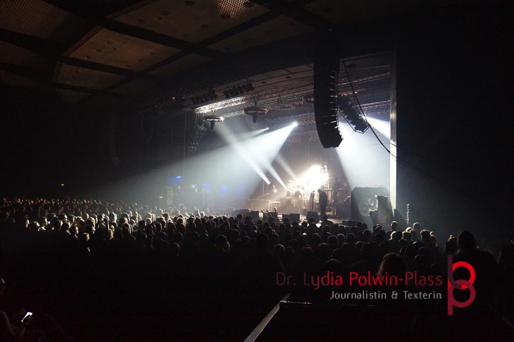 Stahlzeit, Jahrhunderthalle, Frankfurt, Foto: Lydia Polwin-Plass