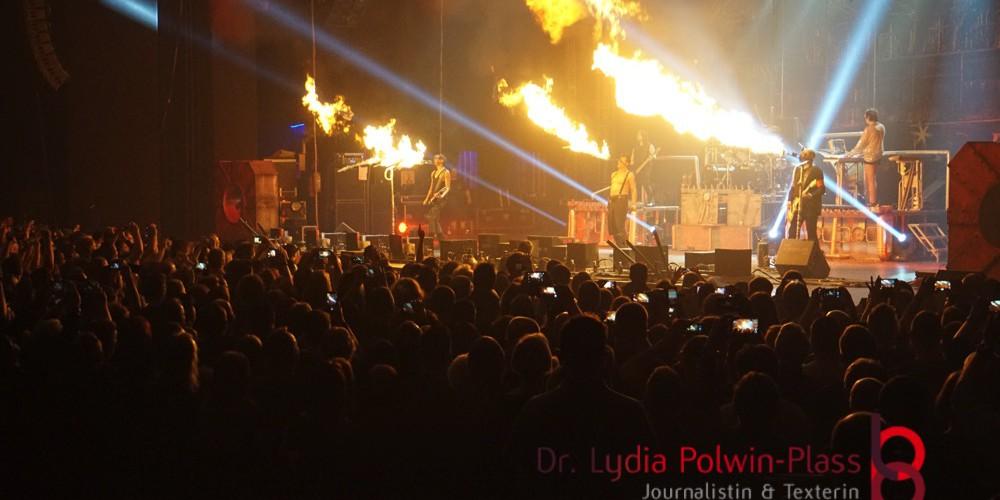 STAHLZEIT – Die spektakulärste RAMMSTEIN Tribute Show  in der Jahrhunderthalle Frankfurt!