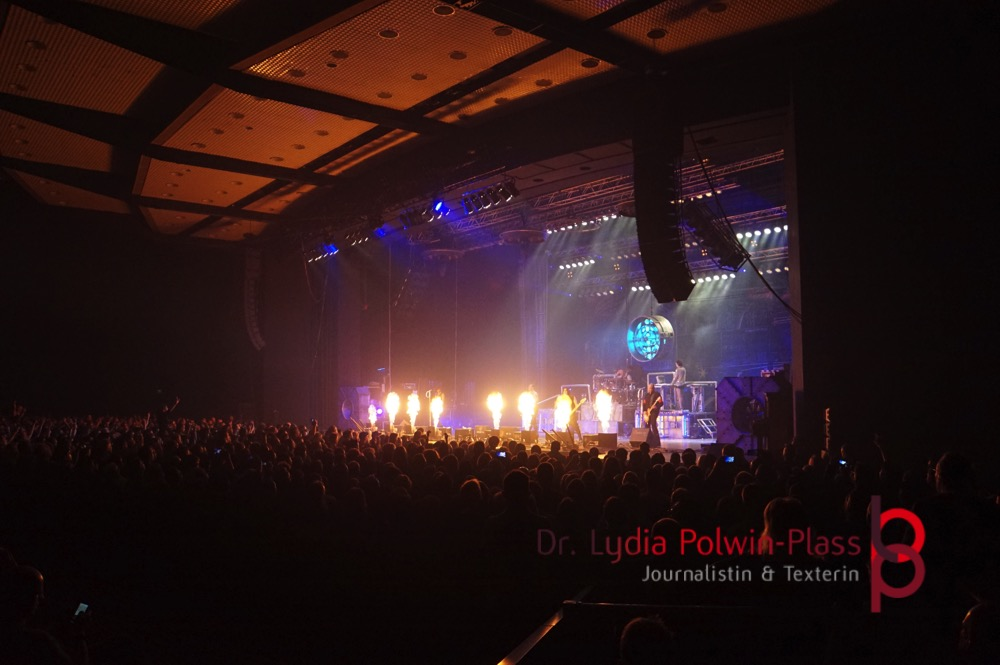 Stahlzeit Jahrhunderthalle Frankfurt, Foto: Lydia Polwin-Plass