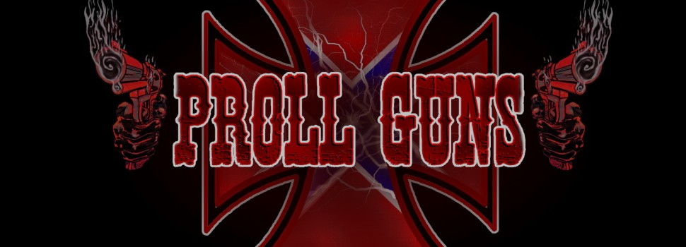 "ROCK`N`WESTERN ROLL METALLER ""Proll Guns"" mit neuem Album ""Horseflesh BBQ"""
