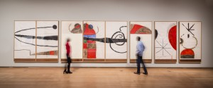 Joan Miro Ausstellung © Schirn