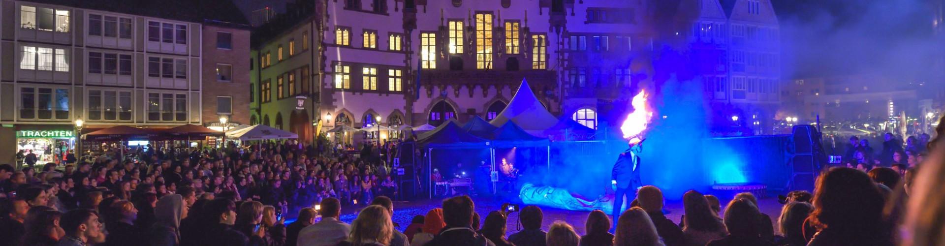 Die NACHT DER MUSEEN 2016 rückt näher –  Am 23.4. in Frankfurt und Offenbach