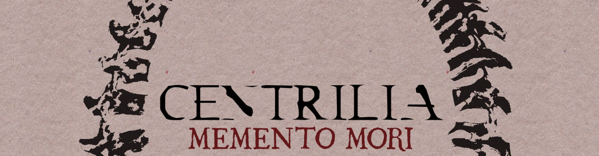 Memento Mori – The second E.P. from Centrilia