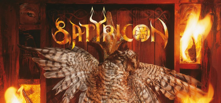 """Zum Jubiläum Neuauflage von """"Nemesis Divina"""" von """"Satyricon"""" bei Napalm Records"""