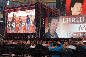 Ehrlich Brothers, Stadionshow, Foto: Lydia Polwin-Plass
