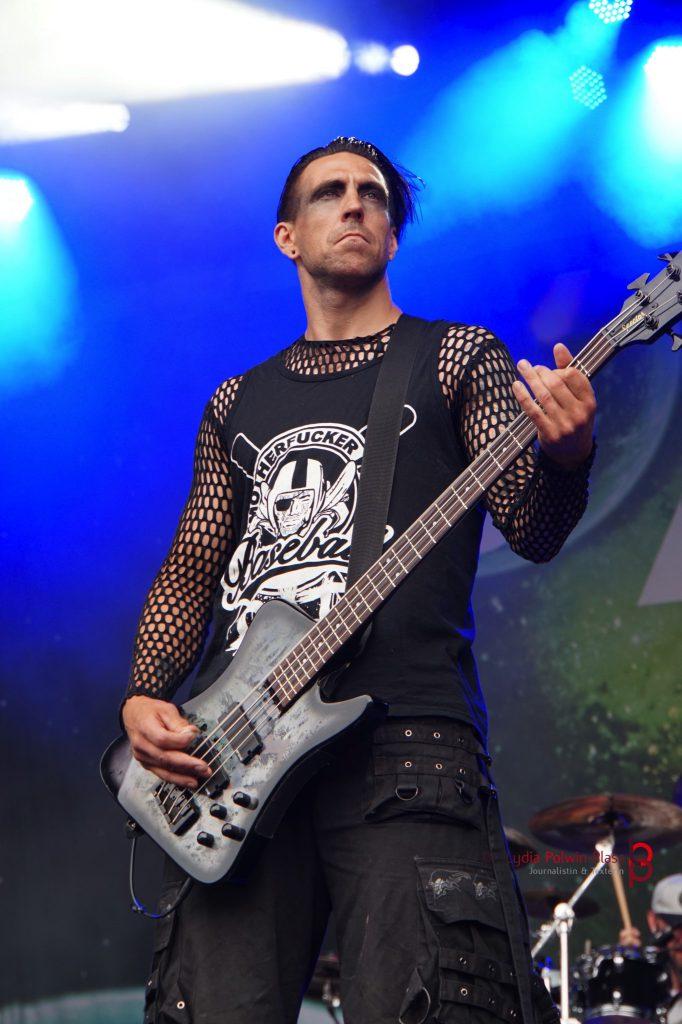 Pain, Metal Festival, Out & Loud, Foto: Lydia Polwin-Plass
