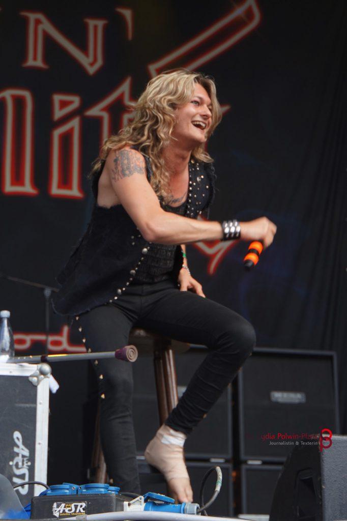 Kissin Dynamite, Metal Festival, Out & Loud, Foto: Lydia Polwin-Plass