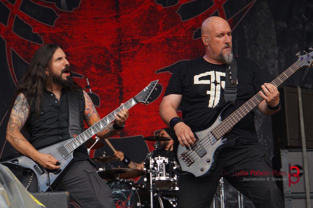 Rage, Metal Festival, Out & Loud, Foto: Lydia Polwin-Plass