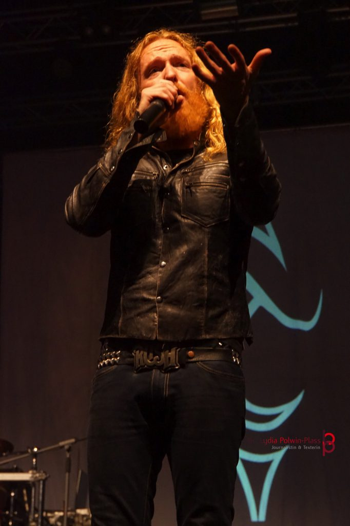 Dark Tranquillity, Out & Loud, Foto: Lydia Polwin-Plass