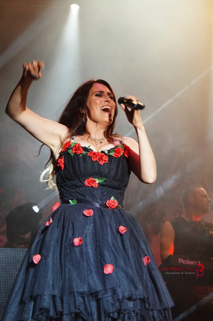 Within Temptation Out & Loud, Foto: Lydia Polwin-Plass
