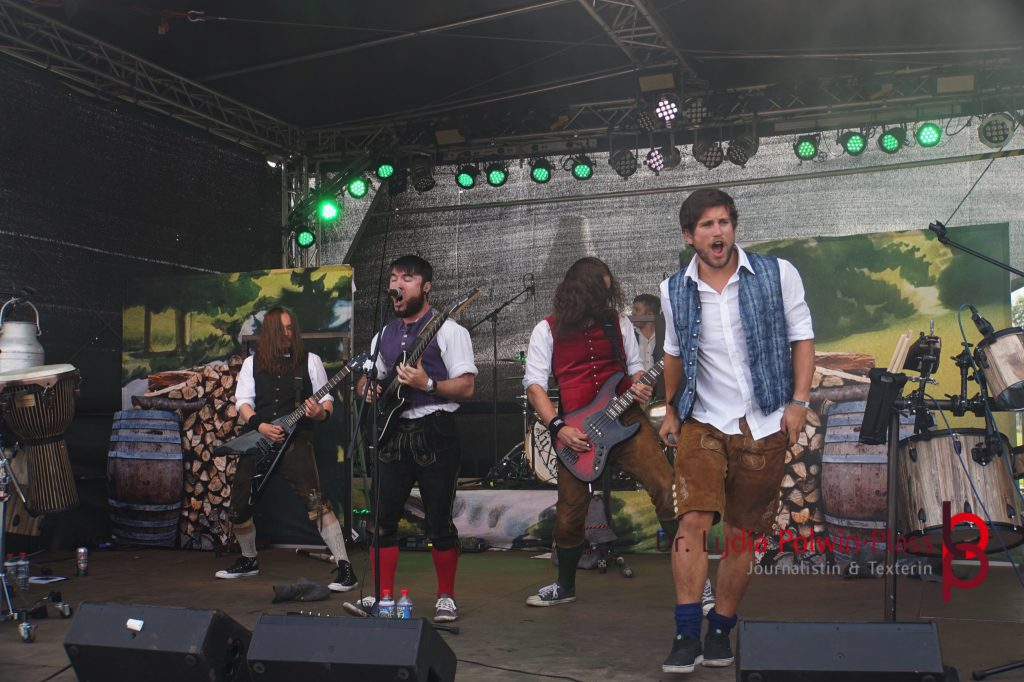 Tuxedoo, Metal Festival, Wacken 2016, Foto: Lydia Polwin-Plass