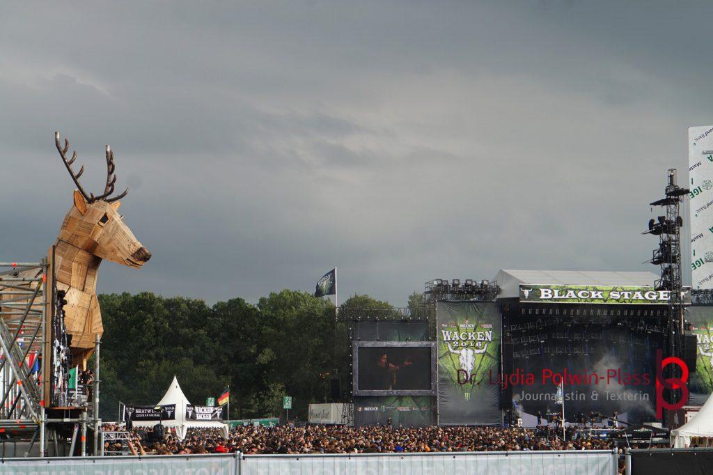 Metal Festival, Wacken 2016, Foto: Lydia Polwin-Plass