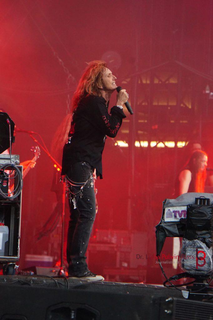 Whitesnake, Metal Festival, Wacken 2016, Foto: Lydia Polwin-Plass