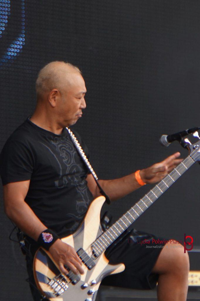 Loudness, Metal Festival, Wacken 2016, Foto: Lydia Polwin-Plass
