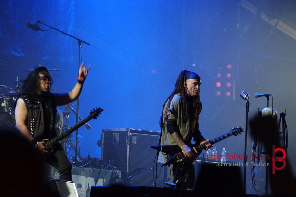 Ministry, Metal Festival, Wacken 2016, Foto: Lydia Polwin-Plass