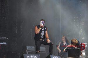 Symphony X, Metal Festival, Wacken 2016, Foto: Lydia Polwin-Plass
