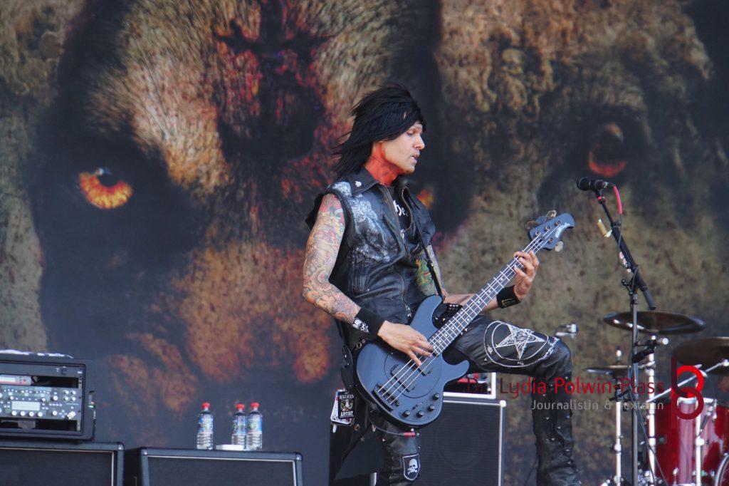Devil Driver, Metal Festival, Wacken 2016, Foto: Lydia Polwin-Plass