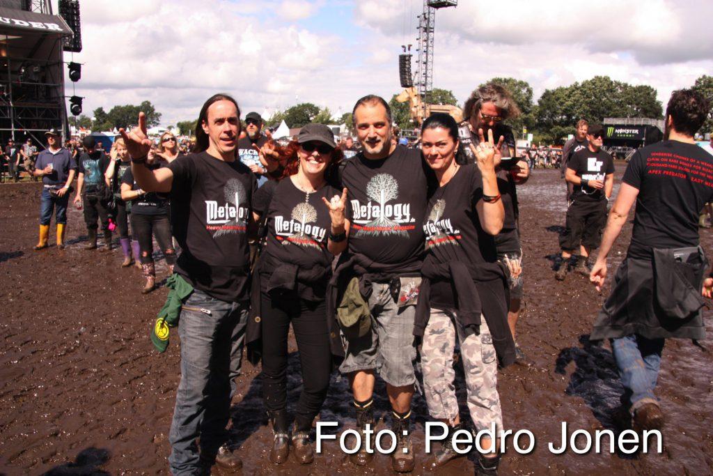 Metal Festival, Wacken 2016