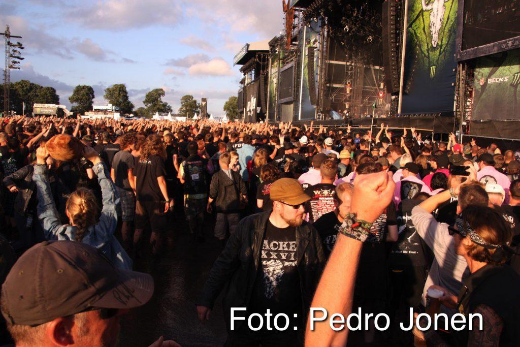 Metal Festival, Wacken 2016, Foto: Pedro Jonen