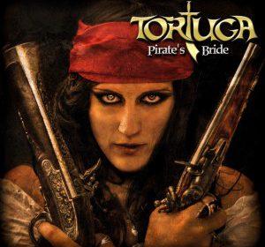 Metalband Tortuga mit neuem Album Pirates Bride