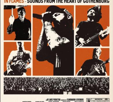 "IN FLAMES  – Live-DVD ""Sounds From The Heart Of Gothenburg"" erscheint am 23.9."