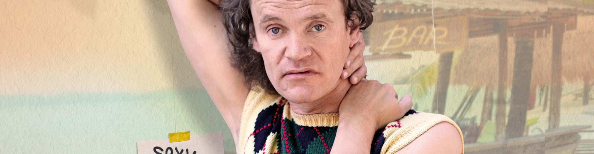 """Olaf Schubert unterwegs mit seiner neuen Show """"Sexy forever"""""""