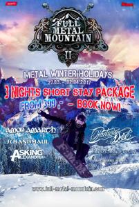 Plakat Full Metal Mountain
