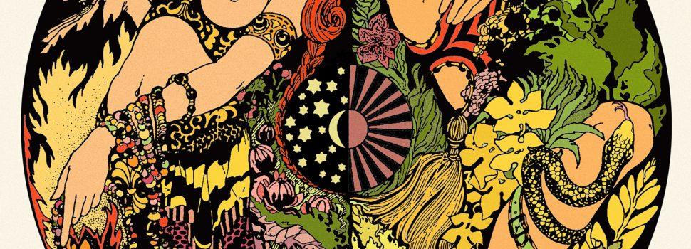 """BLUES PILLS – zweites Album """"Lady In Gold"""" 5 Wochen in den Charts"""