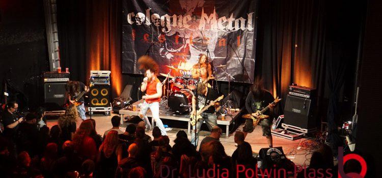 Cologne Metal Festival – Klein aber fein – MIT FOTOSTRECKE!