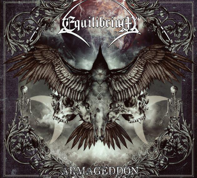 """EQUILIBRIUM sind zurück mit starkem Album """"Armageddon"""""""