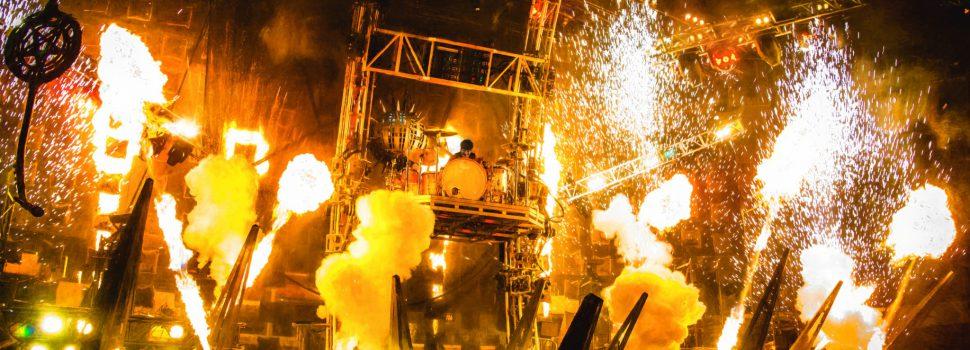 """""""Mötley Crüe: The End"""" am 13. Oktober 2016 in ausgewählten Kinos"""