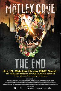 Mötley Crüe Poster